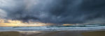 storm clouds, cloudy sunrise, coolum beach, sunshine coast, sunshine coast blog, beach life, salty life, salty vibes, clouds, storm clouds, cloud art, kezign