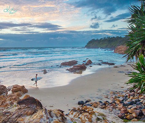 Getting Out There, Sth End of Coolum